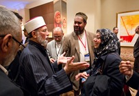 U.S.-Islamic World Forum in Washington, D.C. on April 13, 2011.