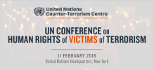 Muflehun Presents at UN Conference on Human Rights of Victims of Terrorism